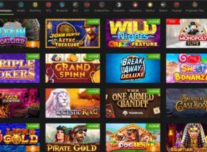 fastpay casino games