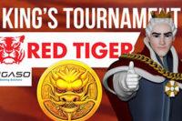 Королевский турнир Redtiger и Fugaso в King Billy Casino